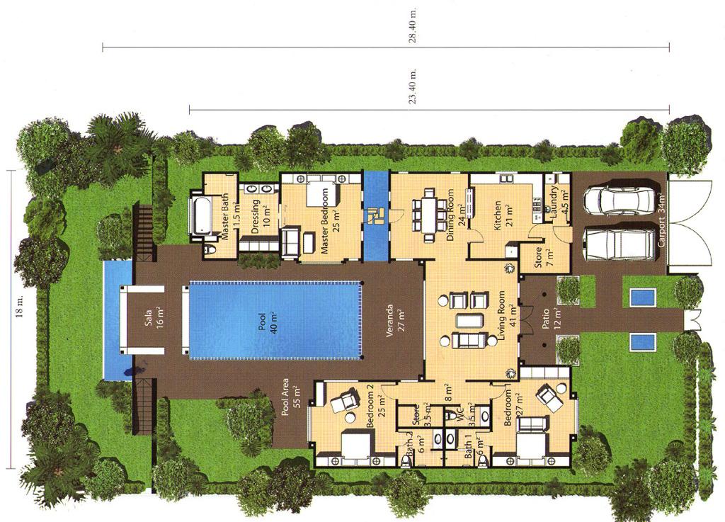 HD wallpapers floor plan of building
